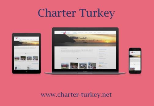 Charter Turkey – Web Sitesi
