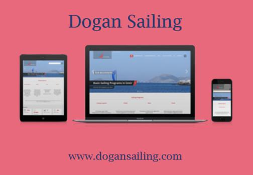 Doğan Sailing – Web Sitesi