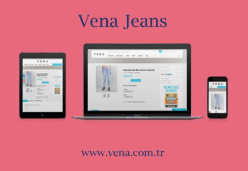Vena Jeans – Web Sitesi